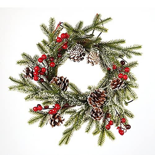 Weihnachtsdekoration Kranz...