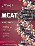 Kaplan MCAT Biochemistry Review: Created for MCAT 2015 (Kaplan Test Prep)