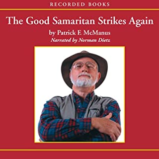 The Good Samaritan Strikes Again audiobook cover art