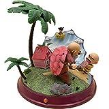 ymdmds High 22cm Dragon Ball Escena clásica Inmortal Goku Klin Boxed Sculpture Regalo Modelo Ilustra...