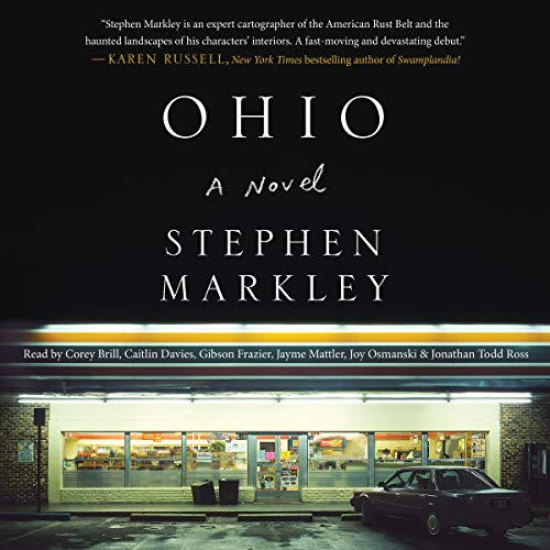 Ohio audiobook cover art