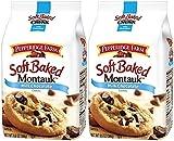 Pepperidge Farm Soft Baked Cookies, Montauk Milk Chocolate Chip, 8.6 Ounce (2 Bags)