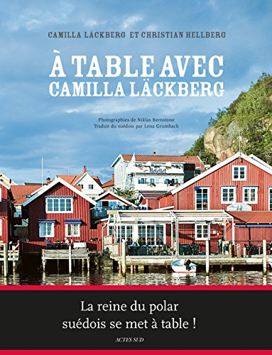 A table avec Camilla Läckberg (CUISINE) (French Edition