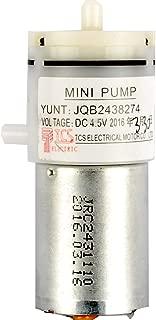 NW 1pcs 5V-6VDC Miniature Vacuum Pump Mini Air Pump 100KPa 370 Motor air pump