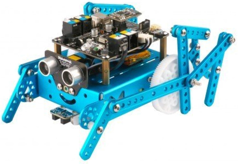 Mejor precio Makeblock mBot STEM Six-Legged Robot Add-On Add-On Add-On Pack  entrega rápida