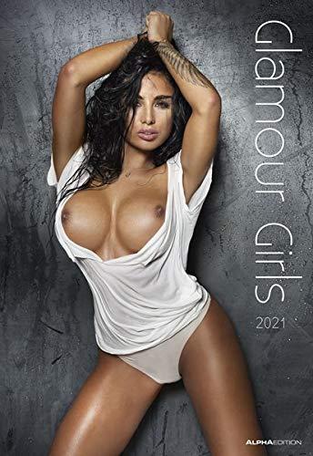 Glamour Girls 2021 - Bild-Kalender: Women - Erotische Frauen - Erotik-Kalender - Wand-Kalender