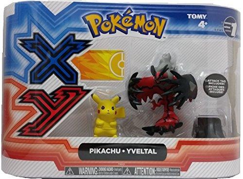 Jakks Pacific - Pack Maxi Figurine Legendaire Pikachu X&Y (PC) , color/modelo surtido