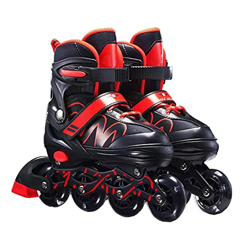 Inlineskates verstellbare Inliner Kinderinliner Inlineskates für alle Skates Inlineskating Inline Skate
