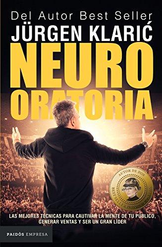 Neuro Oratoria Spanish Edition Ebook Klaric Jürgen Kindle Store