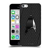 Head Case Designs sous Licence Officielle Star Trek Discovery Noir Insignes Coque Dure pour...