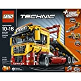 LEGO Technic Flatbed Truck 8109