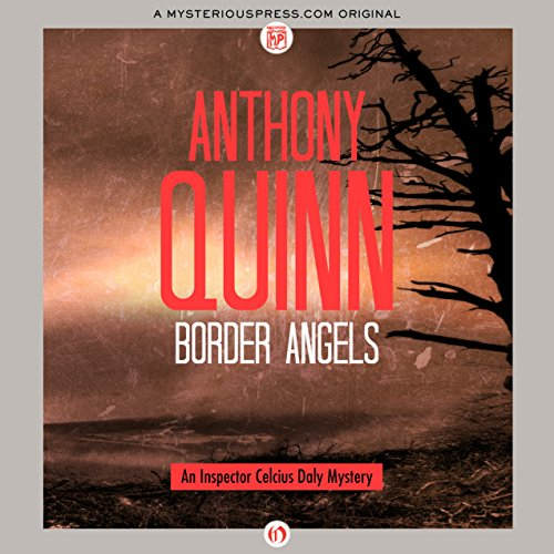 Border Angels audiobook cover art