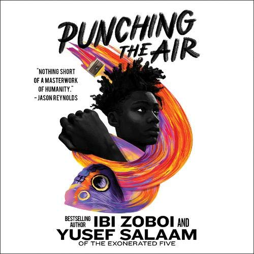Punching the Air cover art