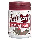 cdVet Naturprodukte feliTATZ ImmunKraft 30 g - Katze - Vitamine, Mineralien, Spurenelemente - Immun- + Wachstumsfaktoren - appetitanregend - Kolostrum - Vormilch - Biestmilch - gesund -