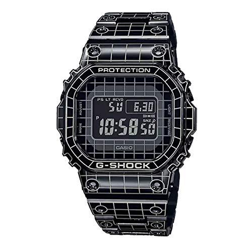 Casio G-Shock GMW-B5000CS-1 Limited Edition Full Metal Gitter Tunnel Herren Digitaluhr