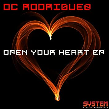 Open Your Heart - EP