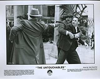 Kevin Costner Sean Connery The Untouchables Original 8x10