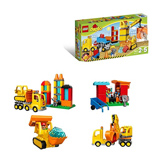 N-B Building Blocks Early Education Puzzle Group Creative Toys Girls Boys Size Particle Assembly Toys