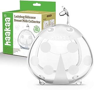 Haakaa Breast Shells Nursing Cup Silicone Breast Milk Collector Milk Savers for Breastfeeding Nipple Shells Protect Sore N...