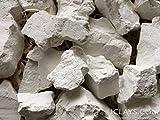 Uclays Kaolin Edible Clay Chunks (lump) Natural for Eating (Food), 8 oz (210 g)