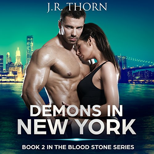Demons in New York: A Paranormal Romance Novella Titelbild