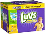 Luvs Ultra Leakguards, Stage 5 Disposable Diaper, 74 Ct