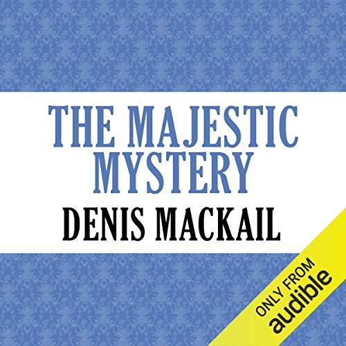 『The Majestic Mystery』のカバーアート