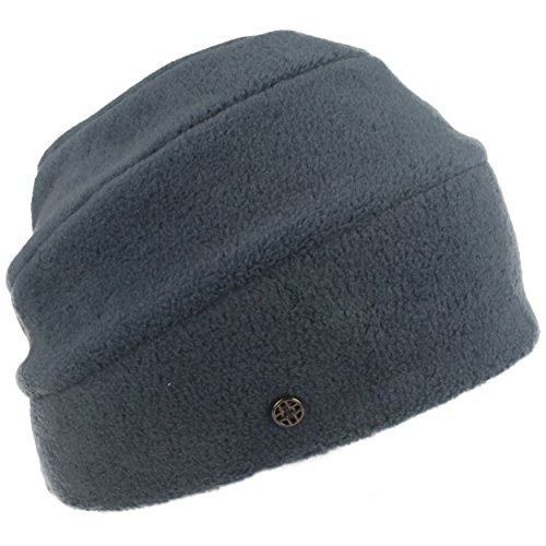 LOEVENICH Damen Winter-Mütze | Fleece-Mütze | Beanie aus weichem Polar Soft Fleece
