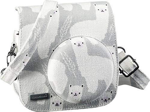 Cullmann Rio Fit 110 Kameratasche für Fuji Instax Mini 11, Design Llama, 98866