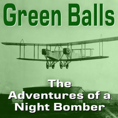 Green Balls audiobook cover art