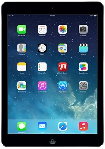 Apple iPad Air, 32Go Wi-Fi - Gris Sidereal (Reconditionné)