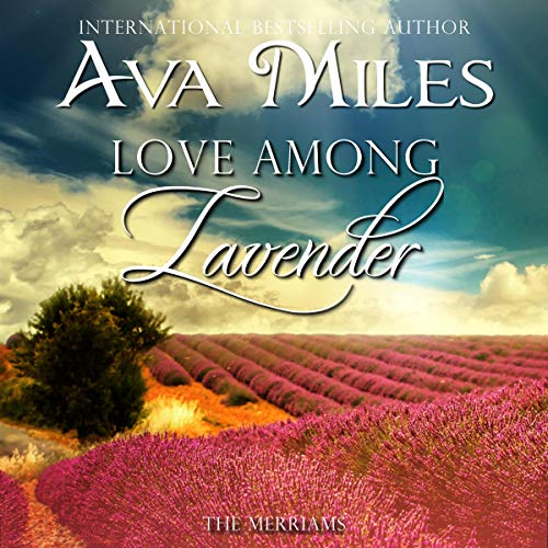 Love Among Lavender audiobook cover art