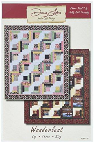 Wanderlust edredón patrón por Antler diseño de colcha