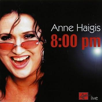 8:00 PM (Live)