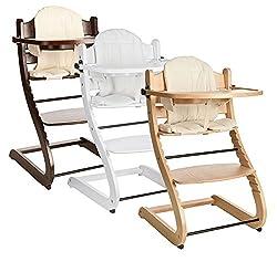 Une chaise haute pour bébé modulable et évolutive