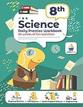 8th Grade Science: Daily Practice Workbook   20 Weeks of Fun Activities PDF
