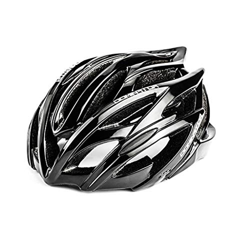JM- Fahrradhelm Rennrad-Ausrüstung Sicherheitslicht Mountainbike einteiliger Fahrradhelm