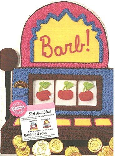Wilton Kuchenform: Slot Machine (2105-2033, 1998)