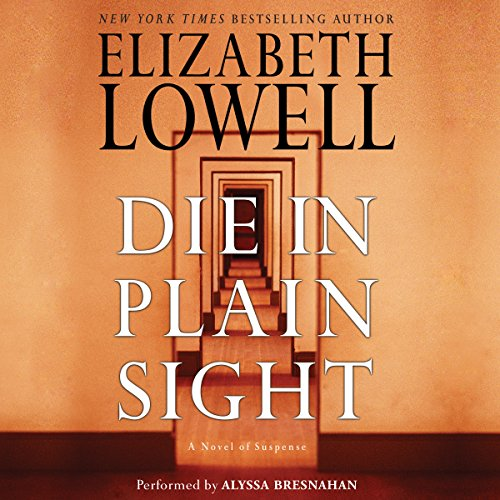 Die in Plain Sight audiobook cover art