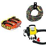 Sportsstuff Speedzone 3 Rope and Pump Bundle