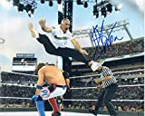 Shane McMahon Autographed 8x10 photograph WWE Raw Smackdown Superstar