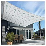 GJXJY Toldos Impermeables Exterior, 420D Toldo Vela de Sombra Rectangular 95% Protección UV Toldo con Protección Solar para Patio, Exteriores, Jardín