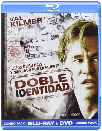 Doble Identidad (Combo DVD + BD) [Blu-ray]