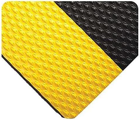 Wearwell Inc Award-winning store Black Yellow Kushion Walk ft. Un-Slot 48 2 x W Oklahoma City Mall