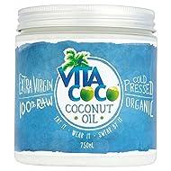 Vita Coco Organic Extra Virgin Coconut Oil 750ml - Pack of 6
