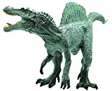 Gemini&Genius Spinosaurus Jurassic Park Dinosaur World Super Colossal Rex with Movable Mouth Realistic Dinosaur Figurine Storytelling, Birthday Cake Topper, Role Playing,Collection Dinos for Kids