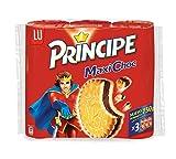 Príncipe Maxi Choc - Galletas sandwich con relleno de chocolate, 750 g - [pack de 2]