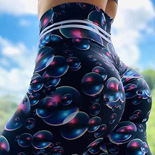 Leggings Deportivos Pantalones Leggings Estampados En 3D De