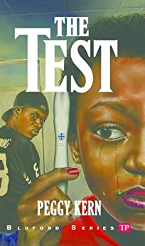 The Test (Bluford Series Book 17) by [Peggy Kern, Paul Langan]