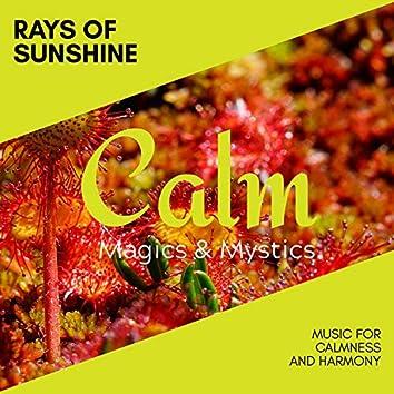 Rays of Sunshine - Music for Calmness and Harmony